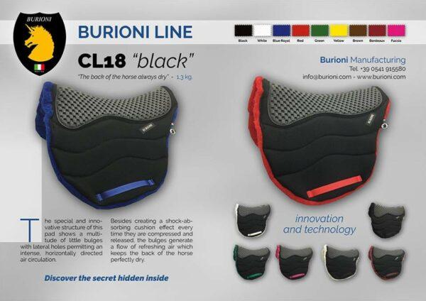 burioni cl18 black