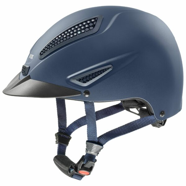 Uvex perfexxion ii Glamour Equitalent Blauw scaled 2