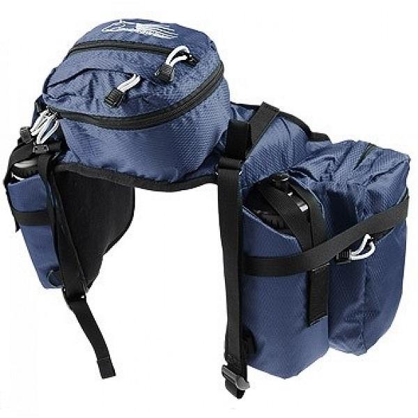 Stowaway Deluxe Pommel Bag